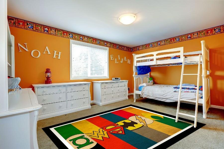 Как сделать детскую комнату для девочек