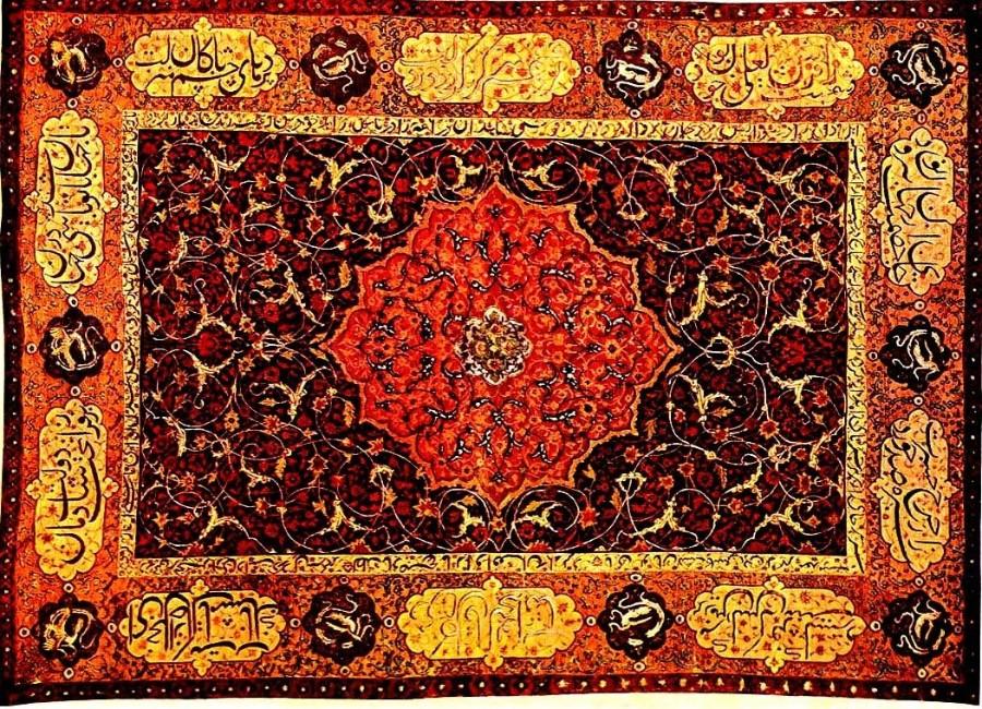 Iranskiy-kover-Tebriz