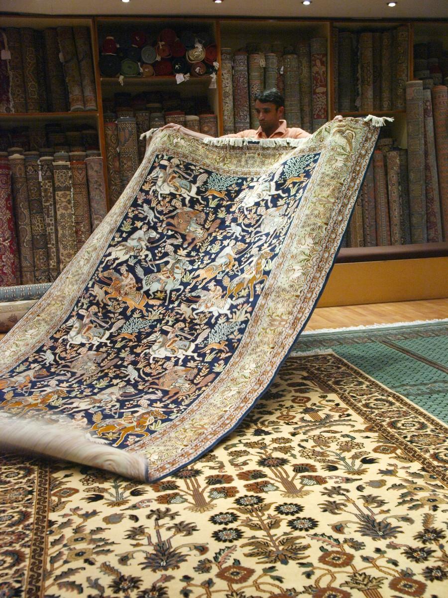 Стоимость ковров ручной работы