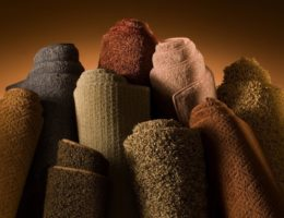 Хранение ковров