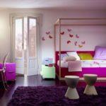 Kover_v_komnatu_podrostka_devochki_Ковер в комнату подростка девочки