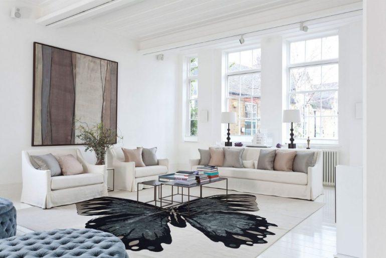 Stilniy_kover_v_gostinuyu_Стильный ковёр в гостиную