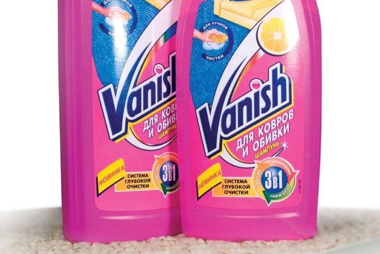 vanish_dlya_ruchnoy_chistki_kovra_Ваниш для ручной чистки ковра