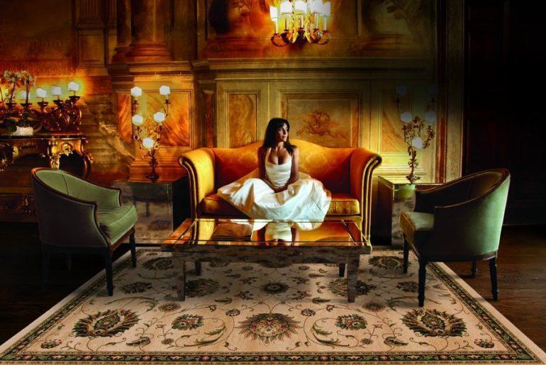 Классический египетский ковер