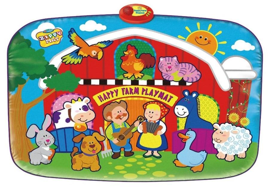 Detskiy_igrovoy_muzikalniy_kovrik_Детский игровой музыкальный коврик