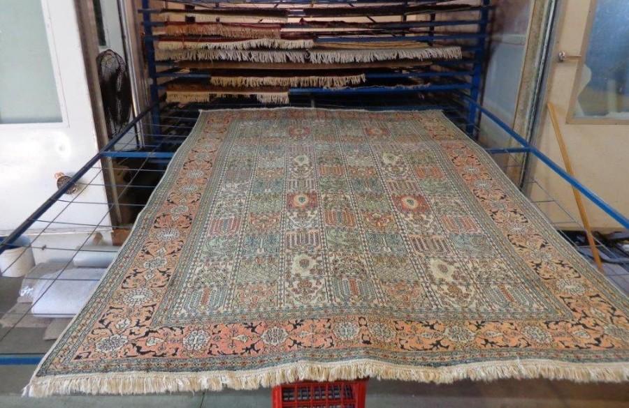 drying rug