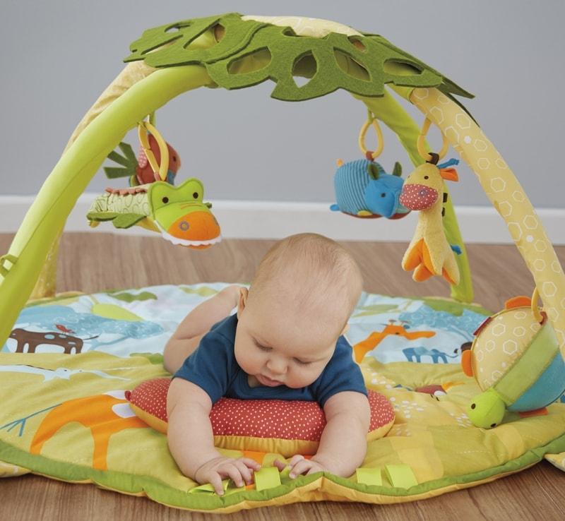Razvivayuschiy_kovrik_Safari_dlya_rebenka_Развивающий коврик Сафари для ребенка