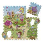 Razvivayuschiy_kovrik_mozaika_Chicco_Развивающий коврик мозаика Чикко