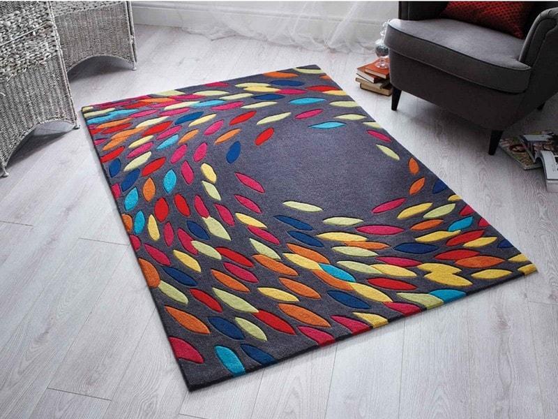 уход за новым ковром