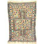 Марокканский тканый ковер Уэд Зем