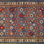 Ширванская школа ковров в Азербайджане