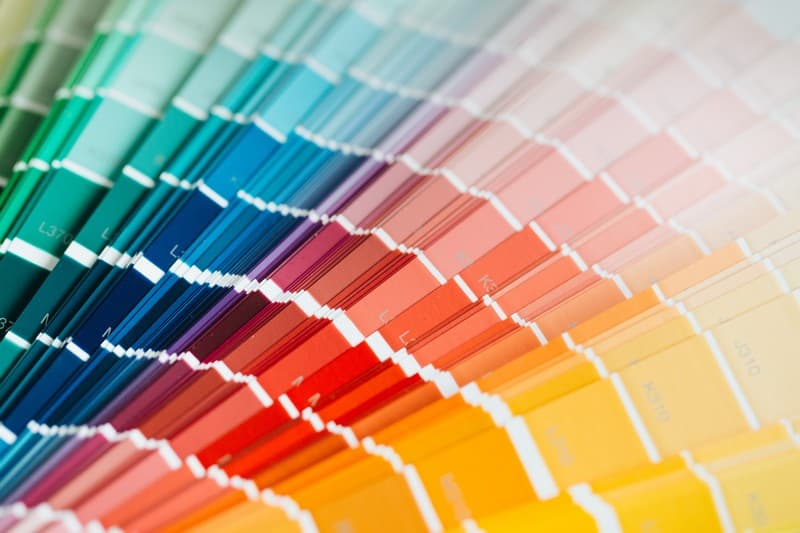 Значение цвета фото